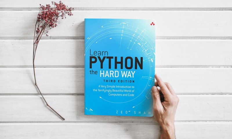 how to learn python the hard way